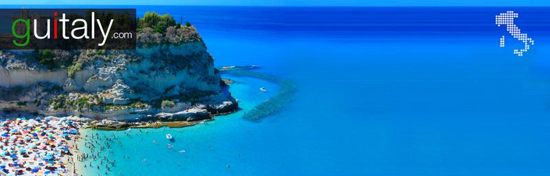 Tropea | Beach - plage