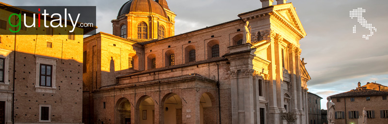 Urbino | Dôme - Cathedral - Toursm Italy Italie