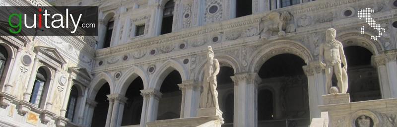 Venice - Palais des doges - Doge'S Palace - Venise