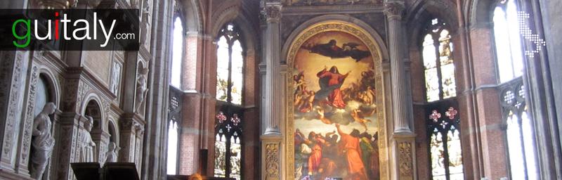 Venice - Santa Maria Gloriosa dei Frari - Venise