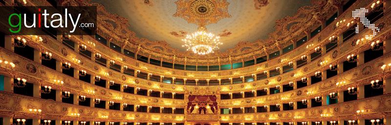Venice | Théâtre La Fenice Theather - Opera